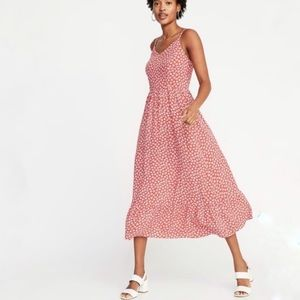 🔴BOGO NEW W TAGS Old Navy Fit Flare Cami Dress